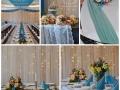 Tiszaföldvár esküvői dekoráció százszorszebb esküvő