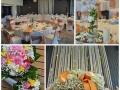 Tiszakécske esküvői dekoráció százszorszebb esküvő